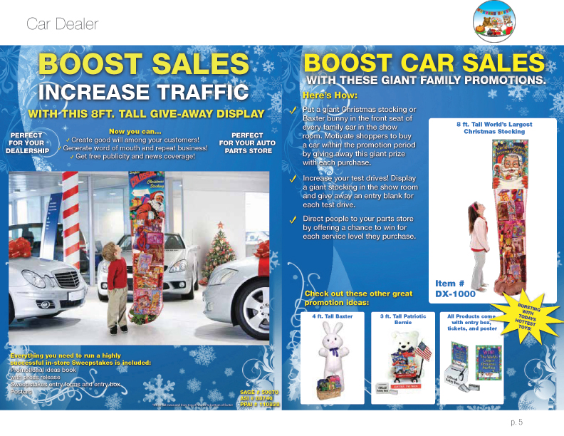 Promotion ideas for car dealership 14