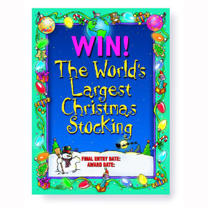 Christmas Raffle Ideas & Accessories for Holiday Fundraisers and ...