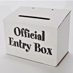 Extra Raffle Entry Box